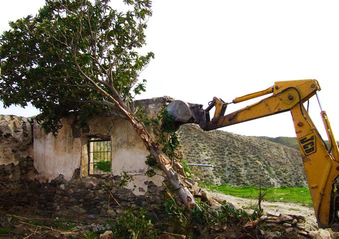 Construcción y reforma de Almacén en Almería