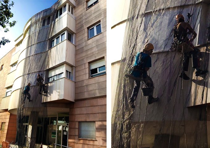 Revisiones técnicas y Servicios de mantenimiento de fachadas en Almería