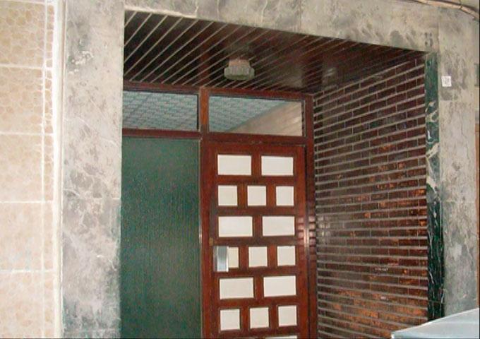 Reforma de portales almeria