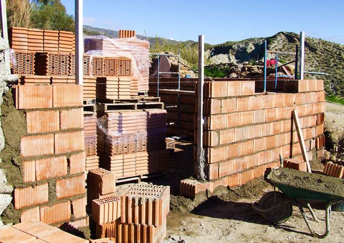 Construcción y reforma de Almacén