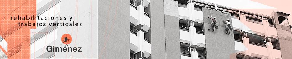 Gimenez- Trabajos verticales en Almería