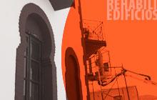 rehabilitación de edificios. Castillo-en-alhabia (Almería)
