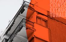 Estructura Edificio Esmeralda Almeria